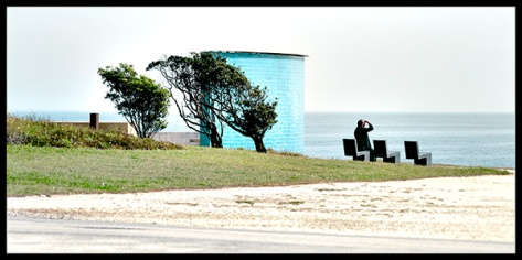Porto-2011-Mann-am-Meer-Dru