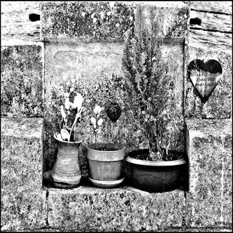 Provence-2005-Grab-mit-Herz