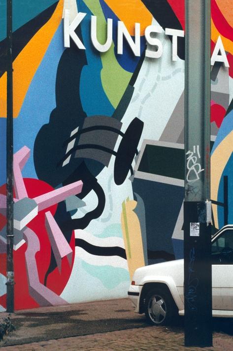 Basel Kunsthalle Naiv+Auto Druck 01