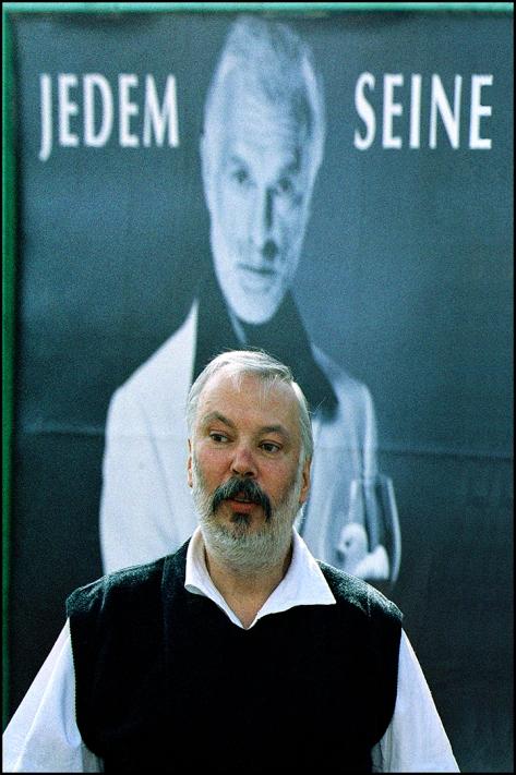 Berlin 2002 Jedem Seine 62x93 Druck 25_04_2005