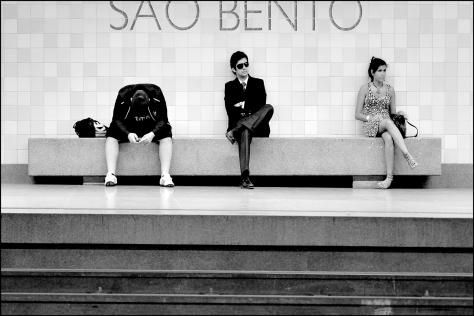 Portugal 2011 U-Bahn Porto Sao Bento Druck 2011_06_06