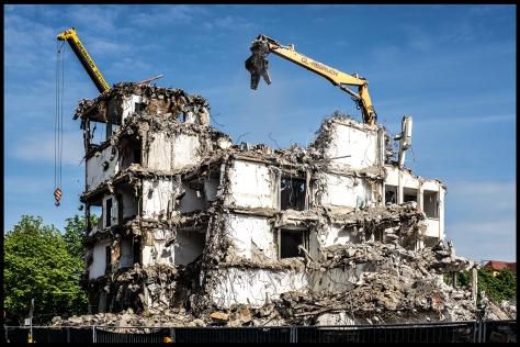 Stuttgart 2015 Dorotheenquartier 16 Druck 40x60 Abbruch totale 01 V02