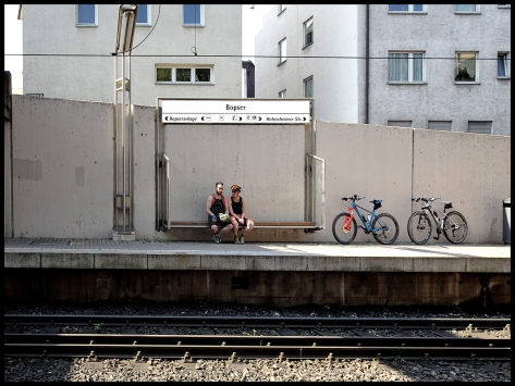 Stuttgart 2016 Am Bobser