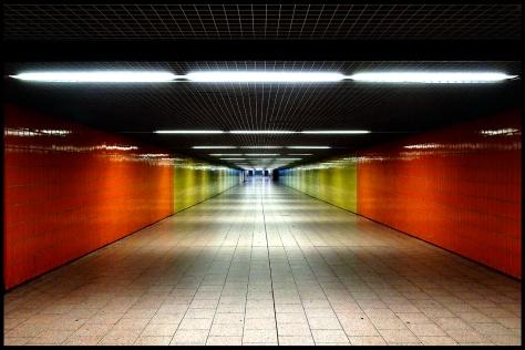 Stuttgart 2016 Unterführung HBf